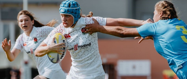 Deaf England Rugby player Jodie Ounsley sets sporting challenge for Loud Shirt Day